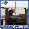 4 storey steel structure buildings which export to Chile!