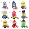 Funny Cartoon Minions USB Flash Drive