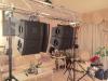 speaker room