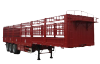 stake fence semi-trailer