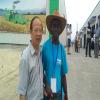 African customers' visting