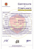Certificate of Geotextile