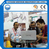 Customer discuss with us on the EXPO