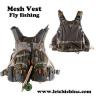 NEW Arrival fly fishing mesh vest