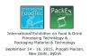 International FoodTec India 2015,New Delhi,India