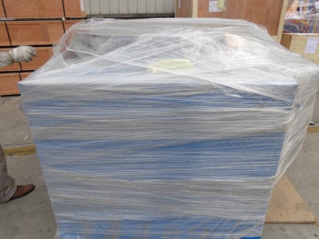 Welding machine shipment