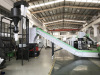 GE500/700 Plastic Crusher/Granulator for flakes Finished Trial