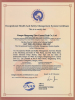 OHSAS 18001 Occupational Health and Safety Manegement System Certificate