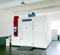 CSA test room