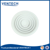 Round ceiling diffuser circle diffuser