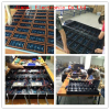 Assemble of outdoor P8 full color cabinet