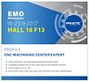 Invitation: PRATIC Show in Hanover EMO
