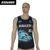 custom basketball singlet, basketball top, reversible basketball jersey