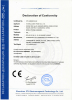 CE certification report