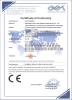 CE CERTIFICATE of SOAR PANEL