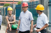 2014-7(Hangzhou Jiangdong Industrial Zone Director Yang Jun)
