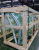 curved glass package