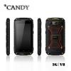 Hot Sale Waterproof 3G Smartphone Quad Core Mobile Phone