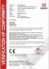 CE/EMC CERTIFICATES
