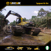 Swamp Buggy in Africa