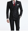 Men's business wool suit