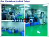 our workshop-medical tube