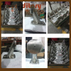 Shijue Metal: a special stainless steel bracket for side mounted balustrade on Staircase