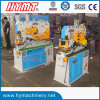 Q35Y-12(45T) hydraulic iron worker for STEEL brand