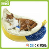 High Quality Crescent Shape Soft Warm Pet Dog Cushion&Bed