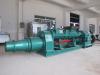 Vacuum pug mill