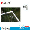 Stainless Steel Handrail Pipe Flush Angle