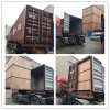 loading container to Vietnam for water filling line in pet bottles