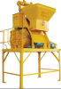 Hzs60 Ready Mixed Concrete Mixing Plant