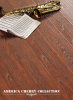 Cherry high quality HDF Laminate Floor Embossed-in-register(EIR)