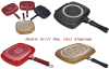 Hot Sale Double Grill Pans
