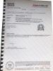 Chuangfang SGS Certificate