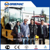 Algeria Customers Visited Evangel Office for Motor Grader