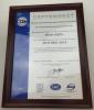 CQM Certificate