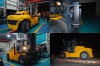 16.0Ton Heavy Duty Forklift shipped to Algeria