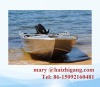 4.2m dinghy aluminum fishing boat
