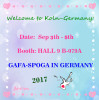 2017GAFA-SPOGA in GERMANY