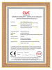 CE Certificate of Glass Sand blasting Machine