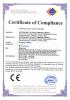 Highbright Superbasket CE Certificate