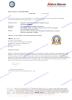 TUV quanlity certificate