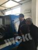 Egypt customer visiting workshop