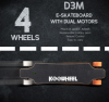 Now model--D3M