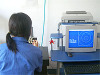 Inspection when machine is Running