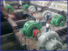 Our horizontal split case pump were installed and operated successfully in Turkey