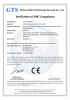 CE certificate of Earphone