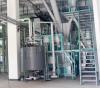 Oil & Liquid addition process